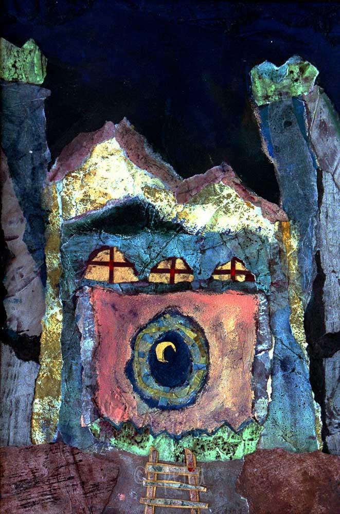 grot van de verloren maan