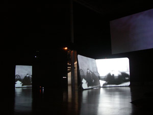 Douglas Gordon: Between Darkness and Light