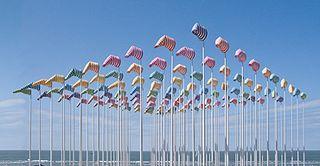 Le vent souffle ou il veut - Daniel Buuren