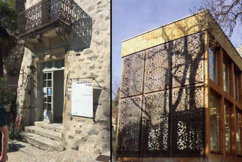 Maison de la Tour/le Cube
