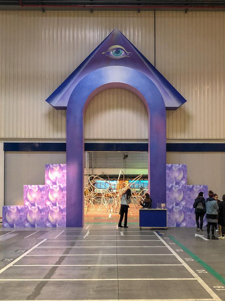 Entrance - Shana Moulton